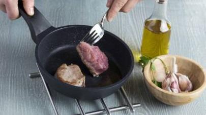 Cómo preparar Solomillo de cerdo a la pimienta - paso 2