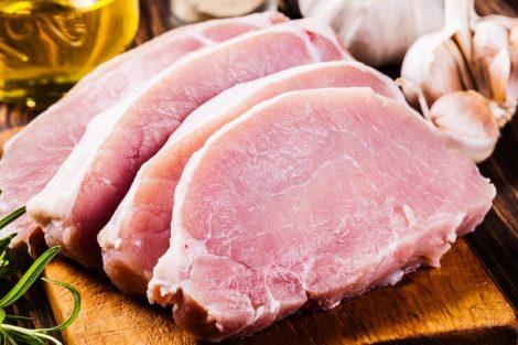 Carne Guisada de Cerdo