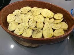 Costillas de Cerdo al Horno con Patatas