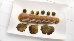 Solomillo de Cerdo en salsa Arguiñano