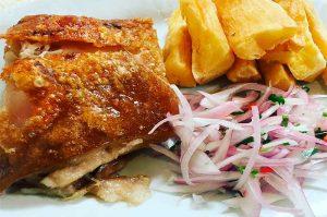 Receta Chicharrón De Cerdo