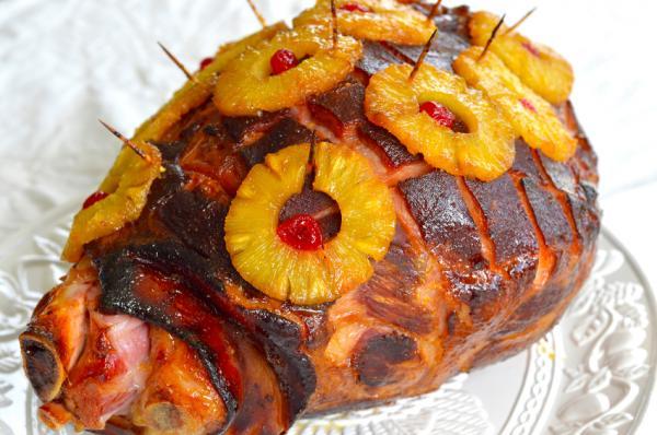 Receta de Lomo de Cerdo con Piña