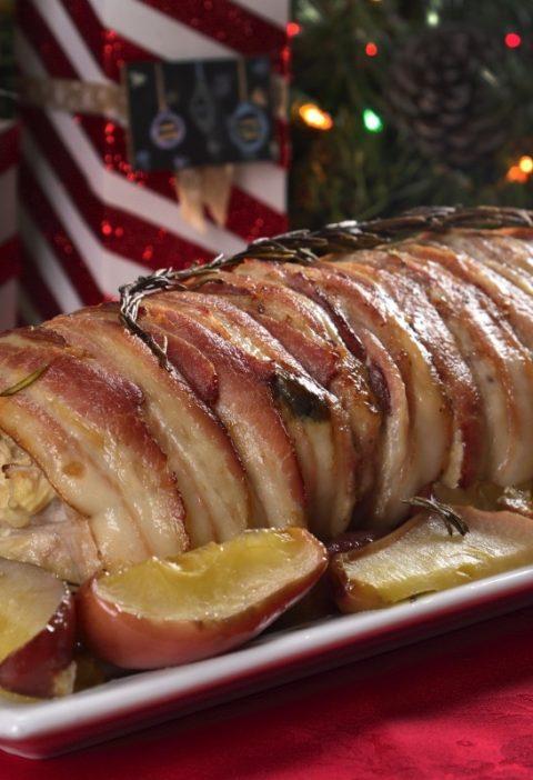 Lomo de Cerdo para Navidad