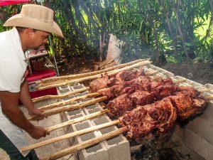 Carne en Vara al Estilo Venezolano