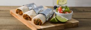 Burritos con Chilorio